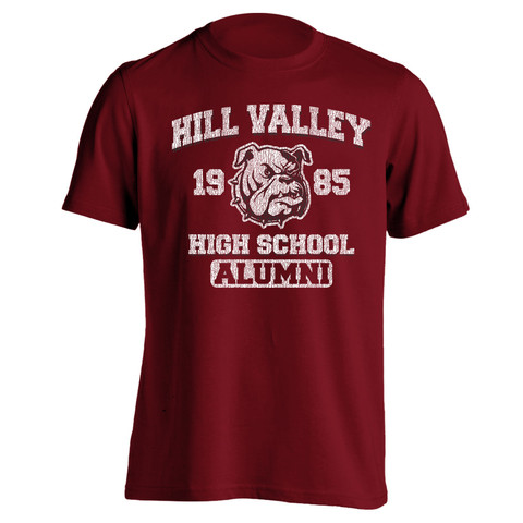 Hill Valley BTTF Tshirt