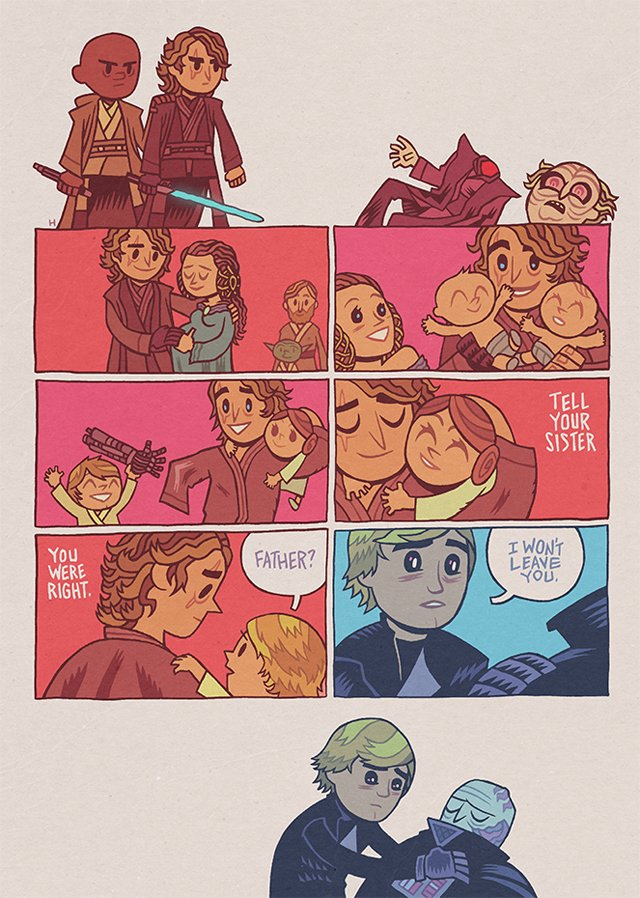 Dan Hipp Darth Vader Final Thought