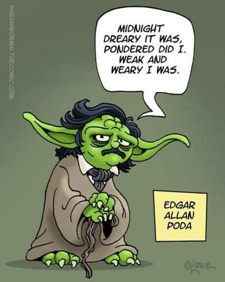 Edgar Allan Poda
