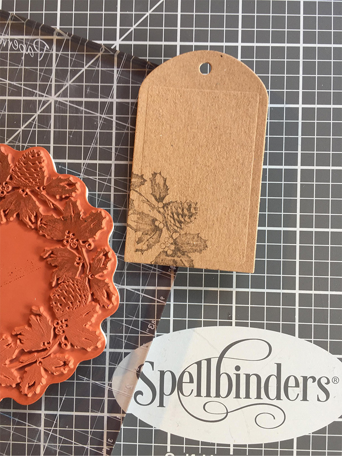 Easy Festive Gift Tags by Christine Emberson Pic4