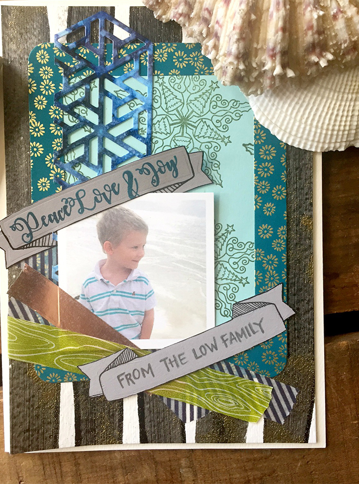 Inspirational Series of Holiday Cards + Tags with Stephanie Low Designs Image 6