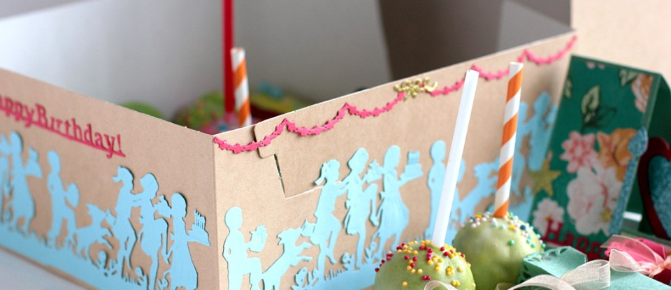 Creating a Sweet Birthday Party Ensemble by Elena Olinevich Ensemble Image