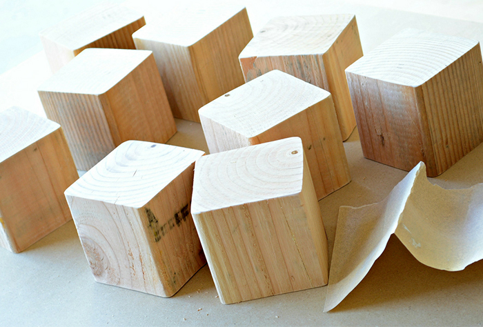 How to Create a Perfect DIY Wooden Halloween Tic Tac Toe Game by Miranda Webster Step 2