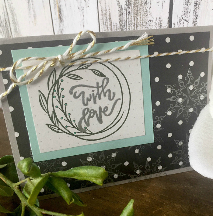Inspirational Series of Holiday Cards + Tags with Stephanie Low Designs Image 2