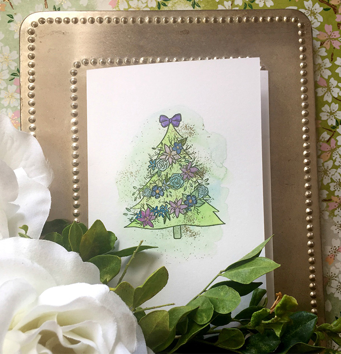 Inspirational Series of Holiday Cards + Tags with Stephanie Low Designs Image 7
