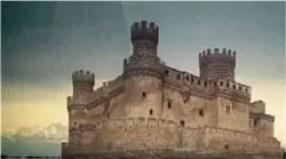 castello spagnolo occhi