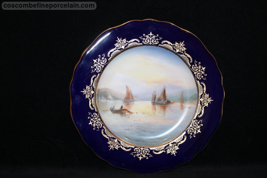 Royal Worcester Harry Davies