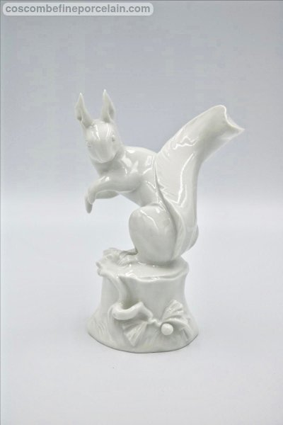 Meissen Squirrel