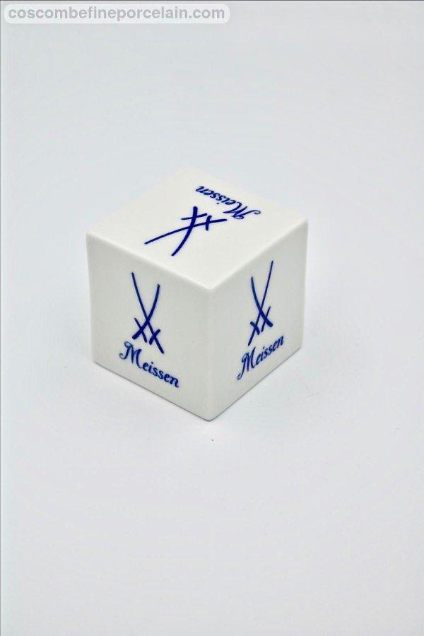 Meissen paperweight