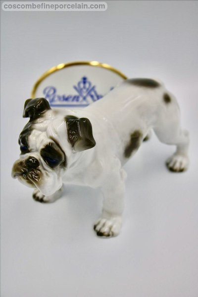 Rosenthal English Bulldog