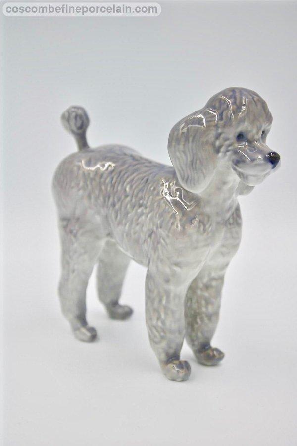 Royal Copenhagen Poodle