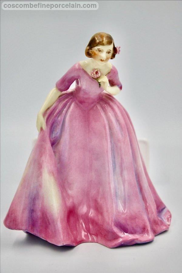 Royal Worcester Duchess