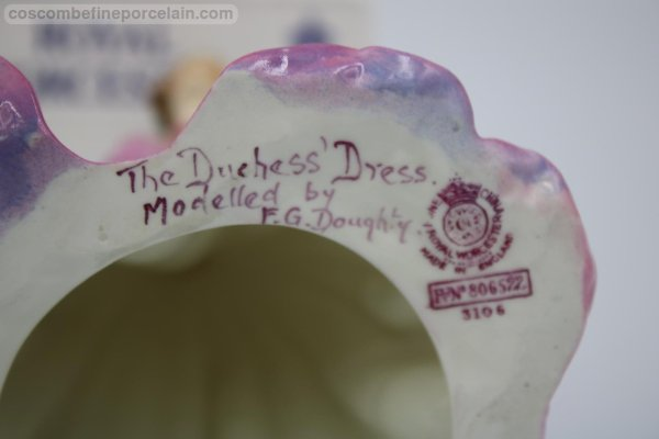 Royal Worcester Duchess