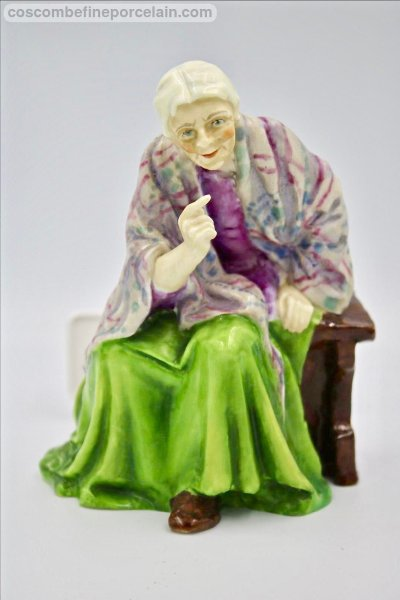 Royal Worcester Mother Machree