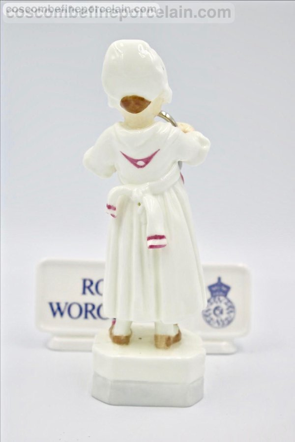 Royal Worcester Polly