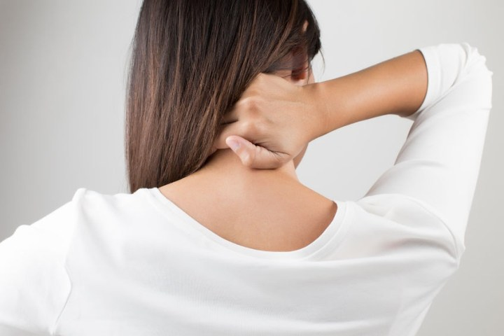 Upper Body And Neck- Massage Therapy