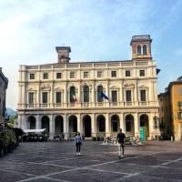 #maididomenica alla Biblioteca Angelo Mai in Piazza Vecchia