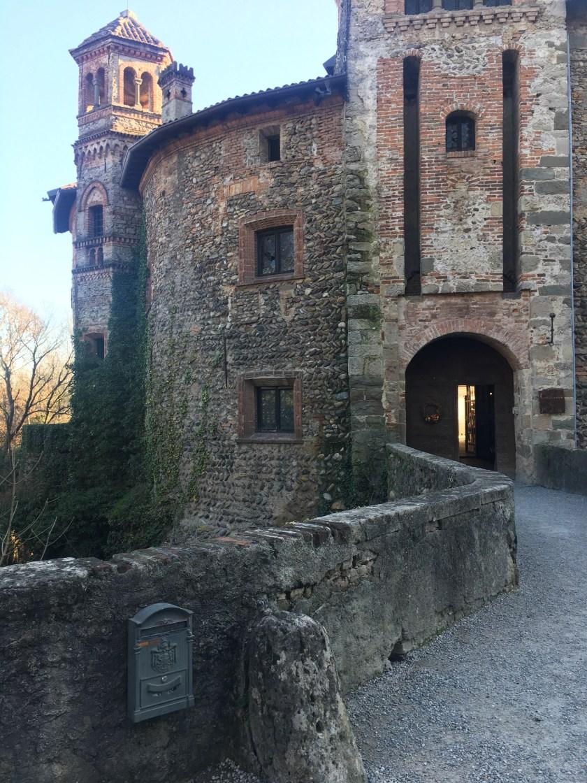 Isola Bergamasca Visitare Il Castello Di Marne Storia E
