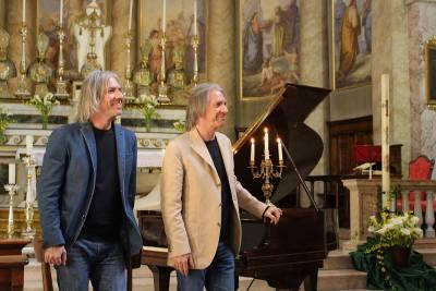 Duo-Trivella-dopo-concerto-santadrea-bergamo