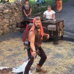 Giocolieri a Vall'Alta Medievale