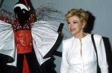 Sandra Milo negli anni Ottanta