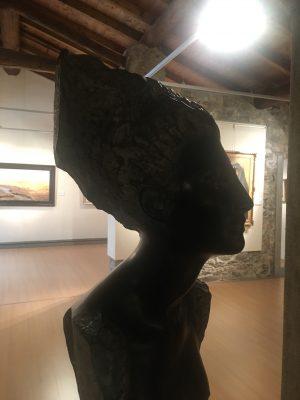 Galleria Tadini - mostra di Giorgio Oprandi