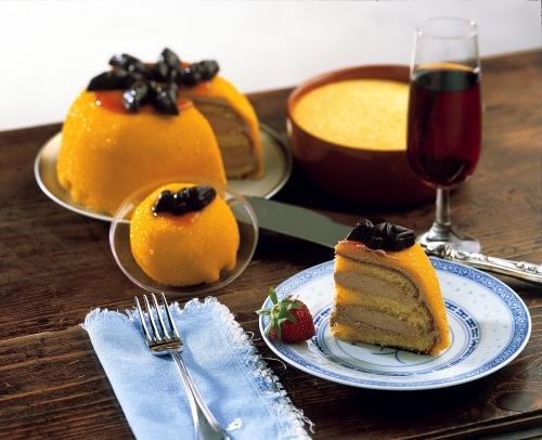 Assaggiare Polenta e osei, il primo esempio di cake design bergamasco
