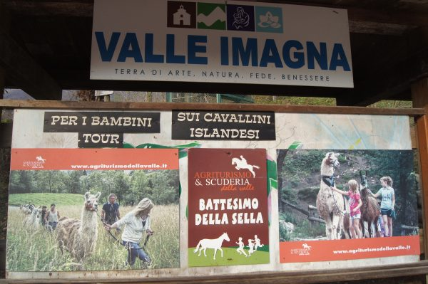 Valle Imagna scuderia della valle