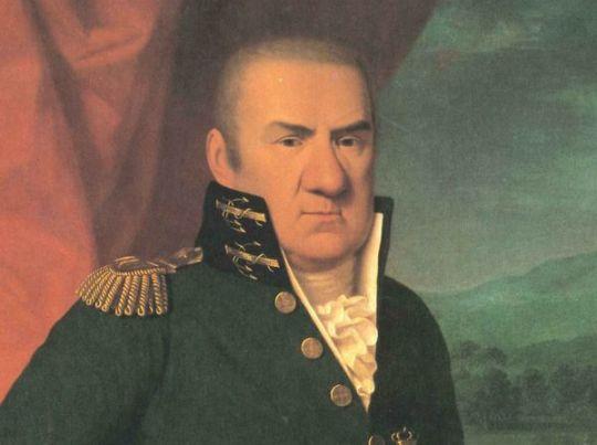 Giacomo Quarenghi ritratto