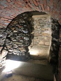 23 zona sepolcrale catacombe