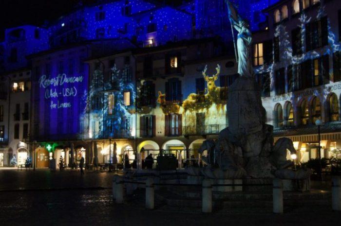 Robert Duncan a Lovere per Il Borgo della Luce