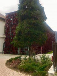 Torre di libri Biblioteca di Nembro