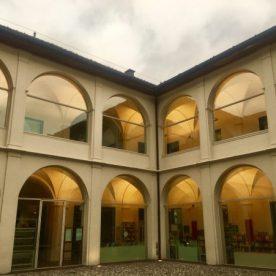 Corte della biblioteca di Nembro