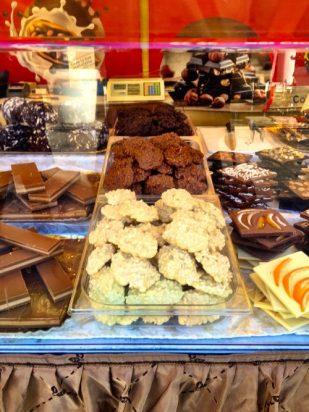 Cioccolato sul Sentierone di Bergamo