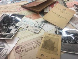 Museo dell'ATB, documenti di viaggio
