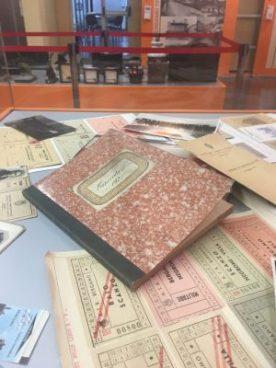 Documenti di viaggio al Museo dell'ATB