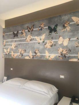 Camera delle Farfalle Hotel Miranda Riva di Solto