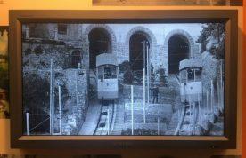 Foto storica del trasporto locale bergamasco