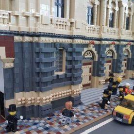 Centro Piacentiniano in Lego particolare