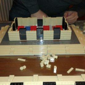 Costruire il centro piacentiniano coi Lego