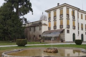 Ala destra villa Gromo