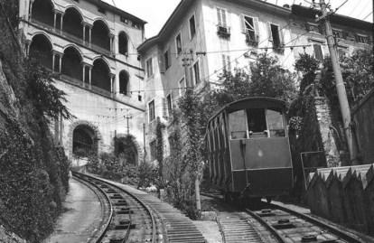 Funicolare Bergamo storica