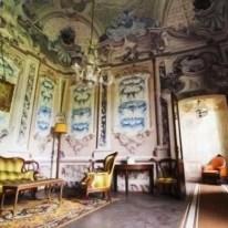 Villa Gromo interni