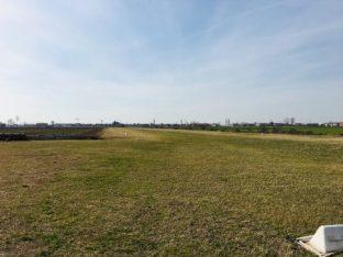 la pista di decollo e atterraggio di Cizzago