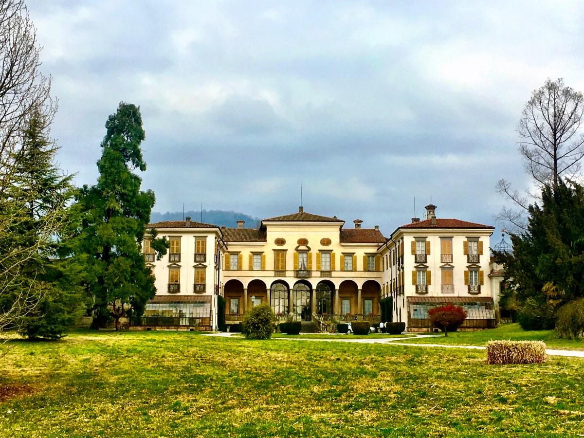 Alla scoperta di Villa Gromo a Mapello con una visita on line (e non solo)