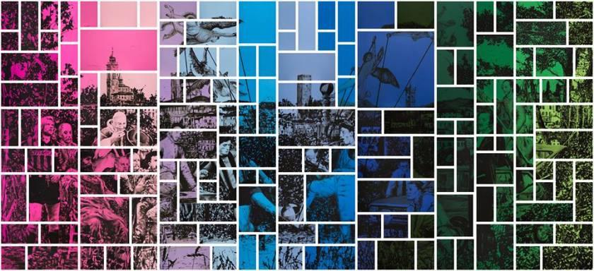 Andrea Mastrovito mosaico 1