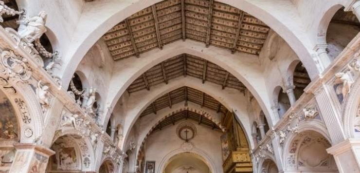 Adottare una formella della chiesa di San Nicola ad Almenno San Salvatore