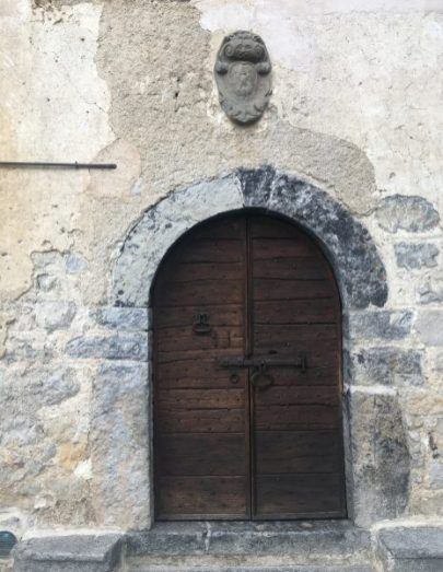 46-Portone con stemma-Locatelli