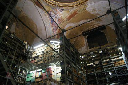 emeroteca Biblioteca Angelo Mai