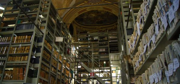 San Michele all'Arco emeroteca biblioteca civica